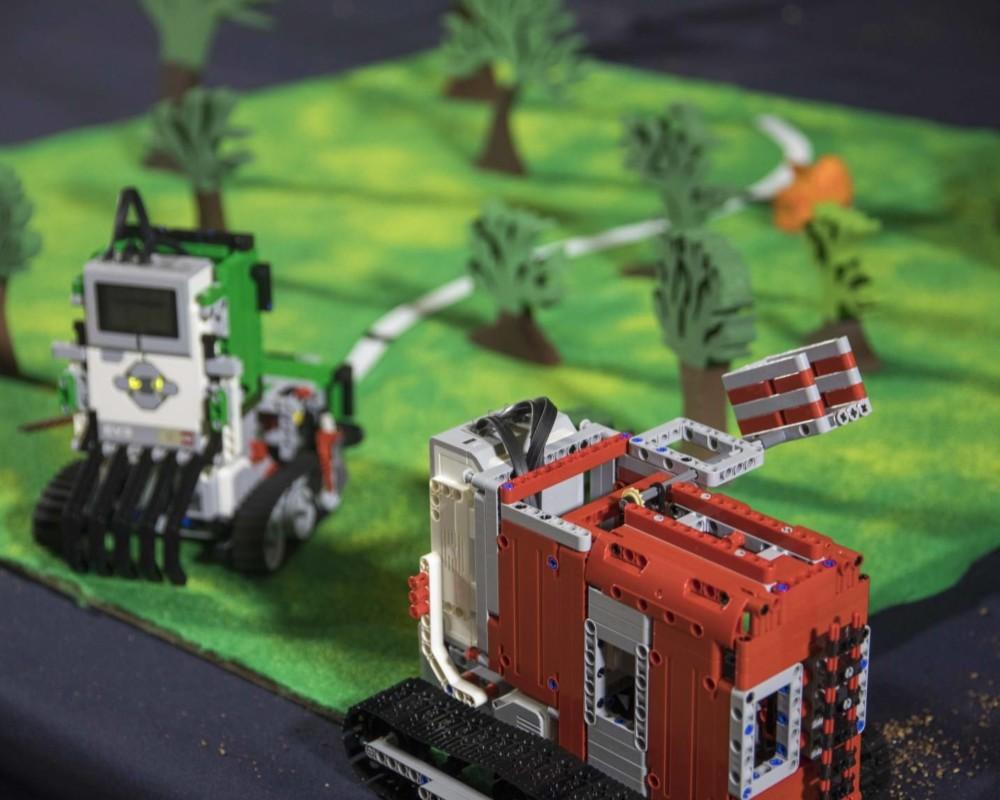 Ρομπότ για την προστασία των δασών