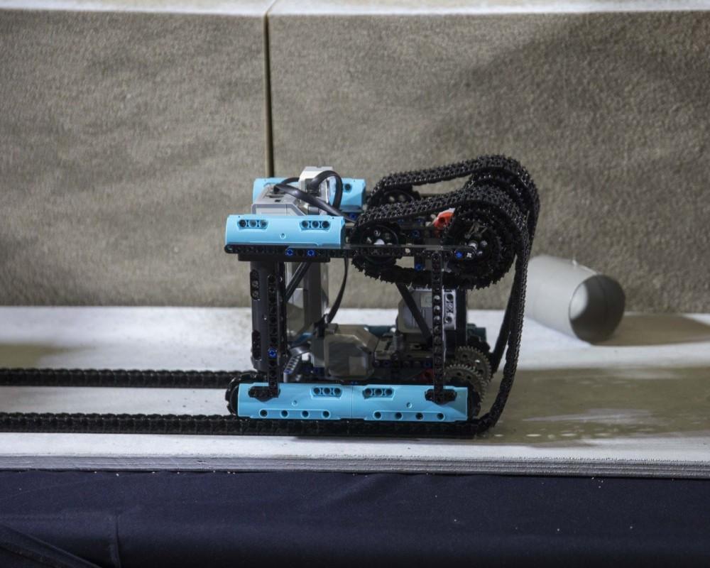 Ρομπότ για τις ράγες του μετρό
