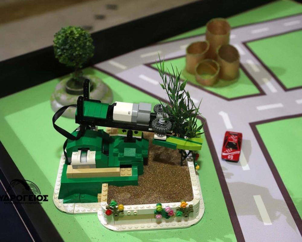 Ρομπότ – Κηπουρός
