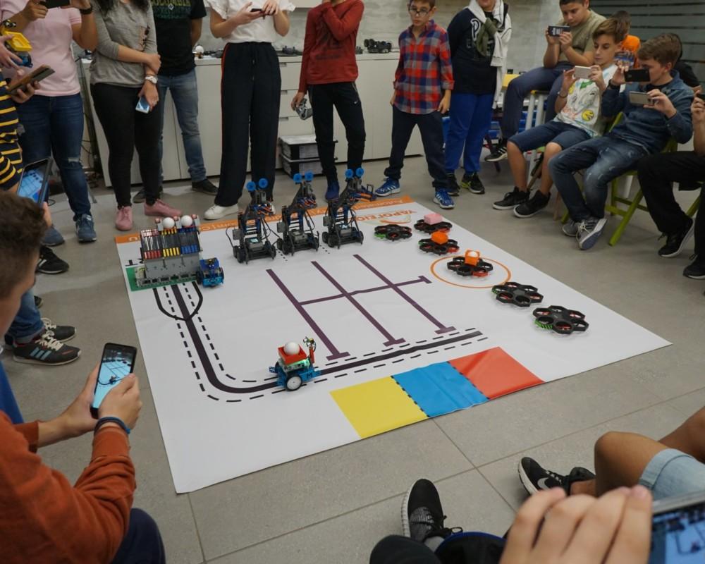 Ρομπότ για την παράδοση προϊόντων