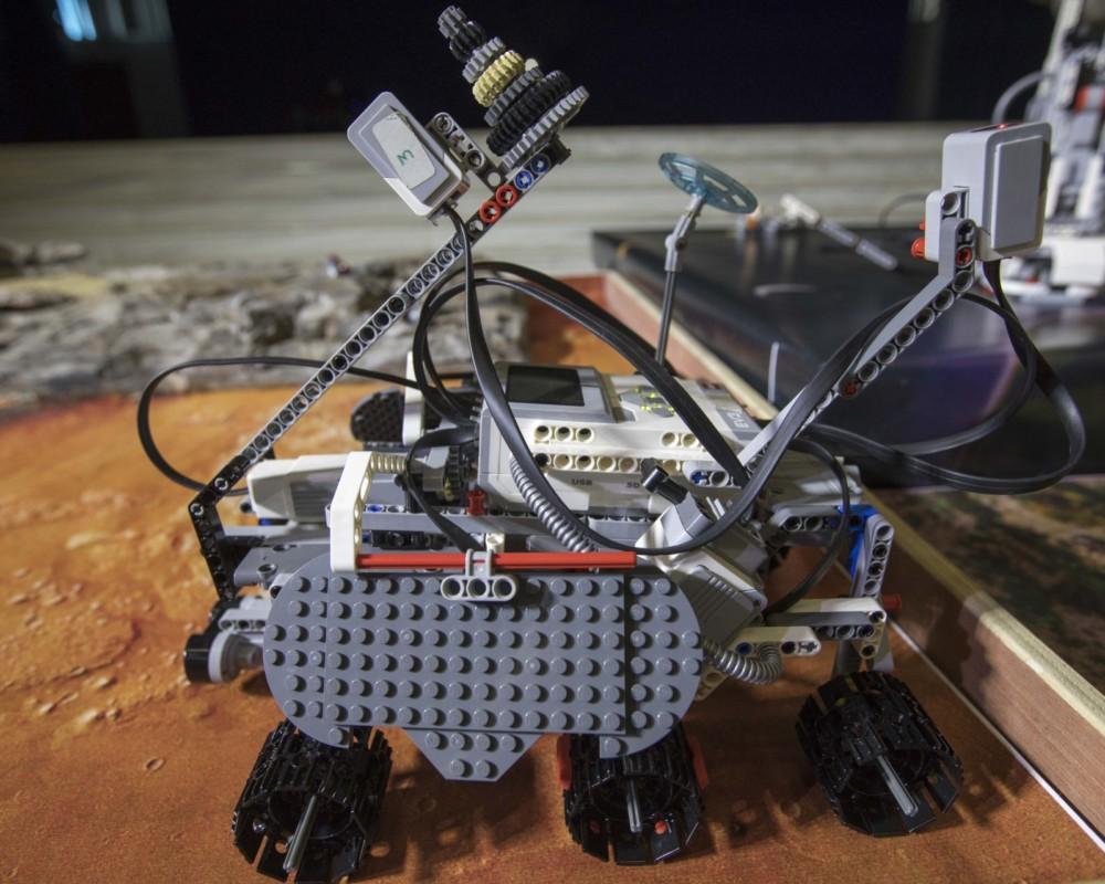 Ρομποτικό όχημα στον πλανήτη Άρη