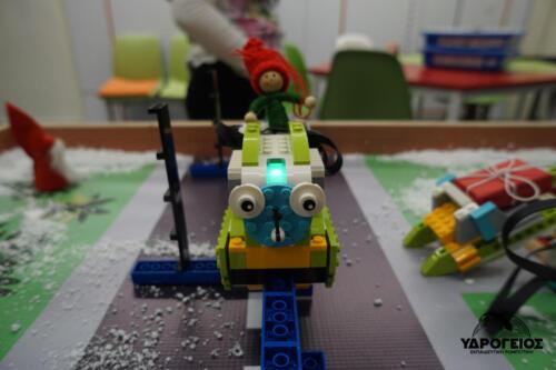 Εκπαιδευτική Ρομποτική Υδρόγειος Θεσσαλονίκη