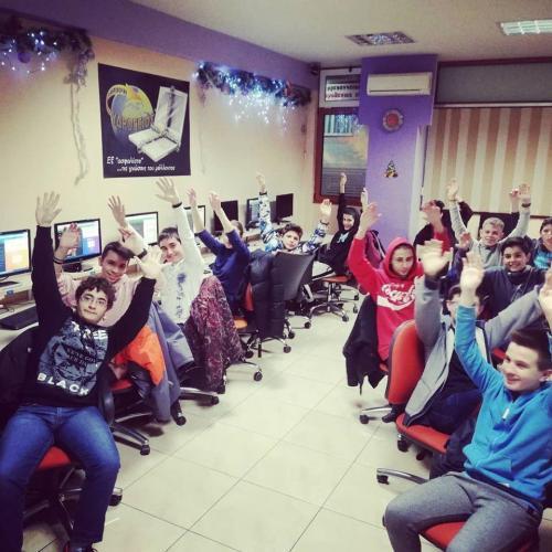 Kids Coding Labs Υδρόγειος